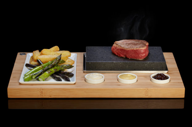 Steak Stones Sizzling Steak Set - image The-SteakStones-Sizzling-Steak-Set on https://enzagroupsales.com.au