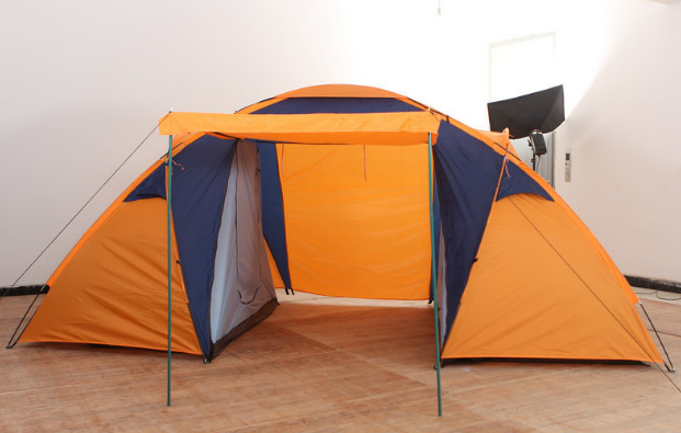 6 Man Tent With Plenty Of Room! - image 6-man-tent-2 on https://enzagroupsales.com.au