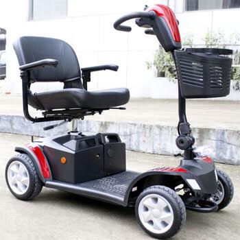 Get Out And About On The Latest Venture SS 400 Mobility Scooter - image IMG_7090 on https://enzagroupsales.com.au