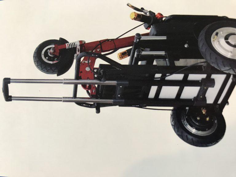 Latest folding Travel Scooter!! - image IMG_8146-768x576 on https://enzagroupsales.com.au