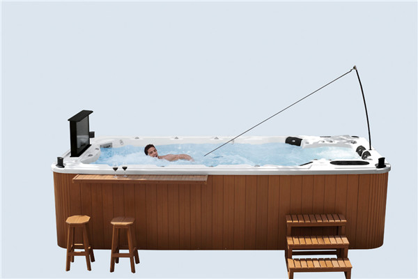 Top Of The Inex Outdoor Kitchen!! - image swim-spa-photo on https://enzagroupsales.com.au