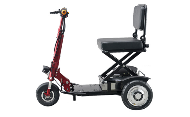 Travel Scooter GEFS1606 - image GR-H004 on https://enzagroupsales.com.au