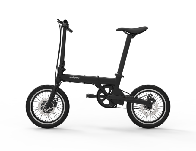 20 Inch Tyre Compact Folding Electric Bike - image EBIKE-1-650x500 on https://enzagroupsales.com.au