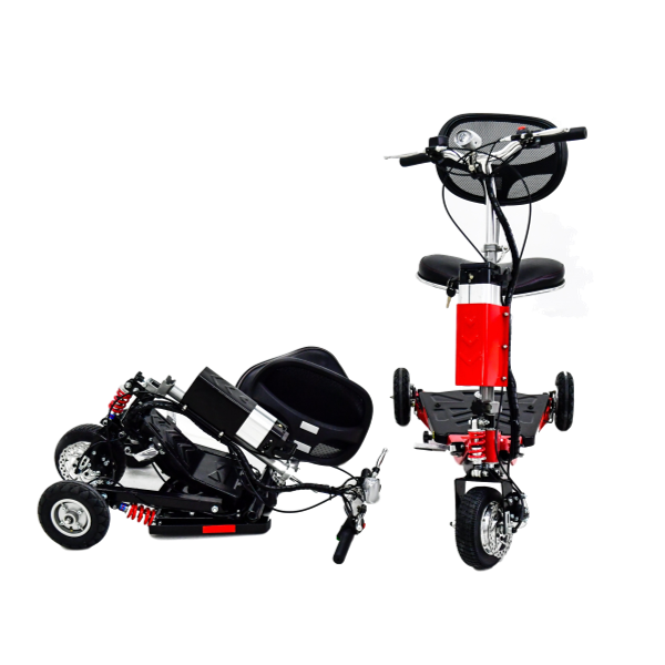 Travel Scooter GEFS1606 - image Gewing-travel-scooter-3 on https://enzagroupsales.com.au
