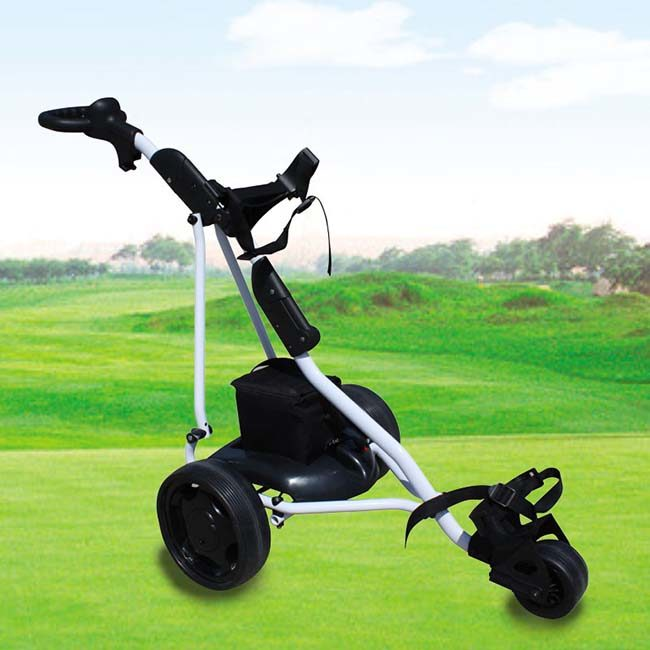 Electric Remote Control Golf Trundler - image Marshell-Golf-trolley-1-650x650 on https://enzagroupsales.com.au