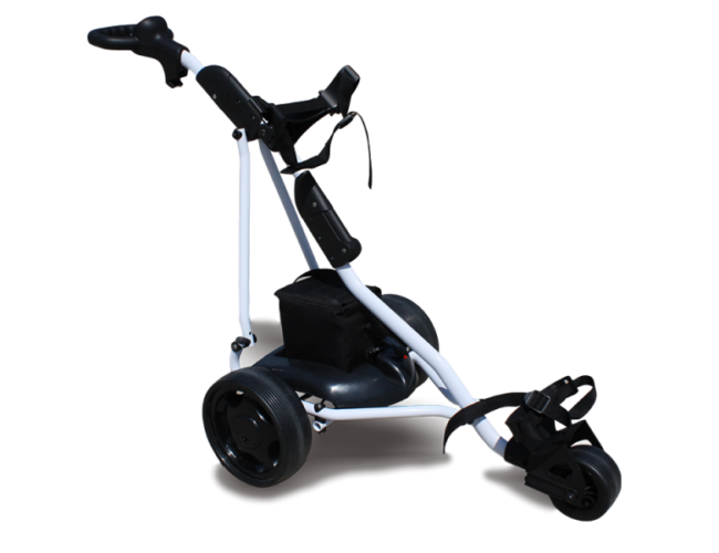 20 Inch Tyre Compact Folding Electric Bike - image Marshell-Golf-trolley-2-1-650x500 on https://enzagroupsales.com.au